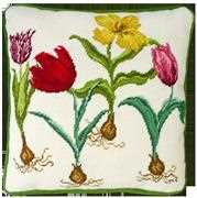 Bothy Threads Tulips Floral Tapestry Kit