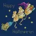 Bothy Threads Starry Night Card Cross Stitch Kit