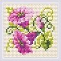 RIOLIS Purple Bindweed Craft Kit