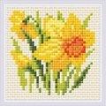 RIOLIS Yellow Narcissus Craft Kit