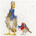Bothy Threads Christmas Scarves Cross Stitch Kit