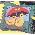 Gobelin-L Baby Ducks Cushion Cross Stitch Kit