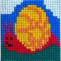 Gobelin-L Snail Cross Stitch Kit