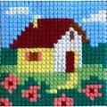Gobelin-L Farmhouse Cross Stitch Kit