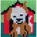 Gobelin-L Cute Puppy Cross Stitch Kit