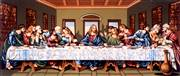 Gobelin-L The Last Supper Tapestry Canvas