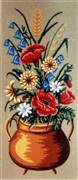Gobelin-L Wildflowers Floral Tapestry Canvas