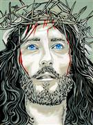Gobelin-L Jesus with Thorn Crown Tapestry Canvas