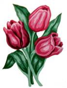 Gobelin-L Tulips Floral Tapestry Canvas