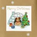 Bothy Threads Winter Woof Christmas Card Making Cross Stitch Kit