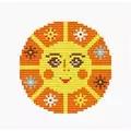 Luca-S Sunshine Cross Stitch Kit