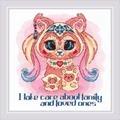 RIOLIS Good Souls - Beauty Cross Stitch Kit