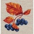 Klart Autumn Berries Cross Stitch Kit