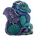 Panna Dragon Pillow Cross Stitch Kit
