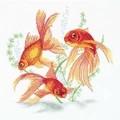 Panna Goldfish Cross Stitch Kit