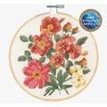 DMC Bouquet Floral Cross Stitch Kit