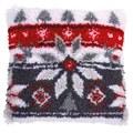 Vervaco Scandinavian Star Cushion Latch Hook Kit