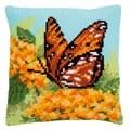 Vervaco Beauty of Nature Cushion Cross Stitch Kit