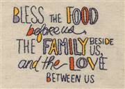 Dimensions Blessed Embroidery Kit