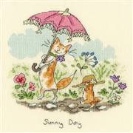 Bothy Threads Sunny Day Cross Stitch Kit