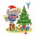 Bothy Threads A Merry Elly Christmas Cross Stitch Kit