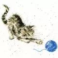 Bothy Threads Kitty Cross Stitch