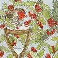 Bothy Threads Christmas Garden Cross Stitch Kit
