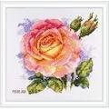 Merejka Rose Cross Stitch Kit