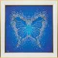 VDV Butterfly Embroidery Kit