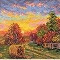 Panna Autumn Dew Cross Stitch Kit