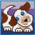 Permin Dog Cross Stitch Kit