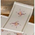 Permin Dragon Flower Runner Embroidery Kit