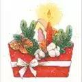 RIOLIS Christmas Letter Cross Stitch Kit
