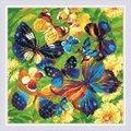RIOLIS Bright Butterflies Craft Kit