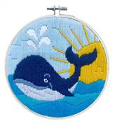 Needleart World Whale Song Long Stitch Kit