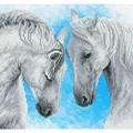 Needleart World Horse Prayer No Count Cross Stitch Kit