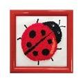 Needleart World Ladybird Punch Needle Kit