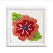 Needleart World Spring Bloom Floral Punch Needle Kit