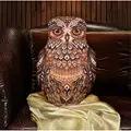 Panna Owl Cushion Cross Stitch Kit