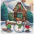 Cross stitch Panna Christmas