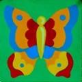 Gobelin-L Butterfly Tapestry Kit