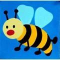 Gobelin-L Honey Bee Tapestry Kit