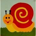 Gobelin-L Snail Tapestry Kit