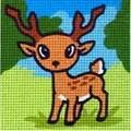 Gobelin-L Reindeer Tapestry Kit