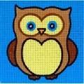 Gobelin-L Owl Tapestry Kit