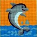 Gobelin-L Dolphin Tapestry Kit