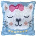 Needleart World Kitten Purr Tapestry