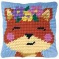 Needleart World Spring Time Fox Tapestry Kit