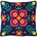 Needleart World Fern Mandala Floral Tapestry Kit