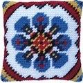 Needleart World Indian Blue Tapestry Kit